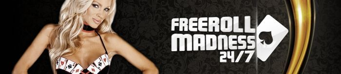 Olympic-Online 24/7 Freeroll Madness 101