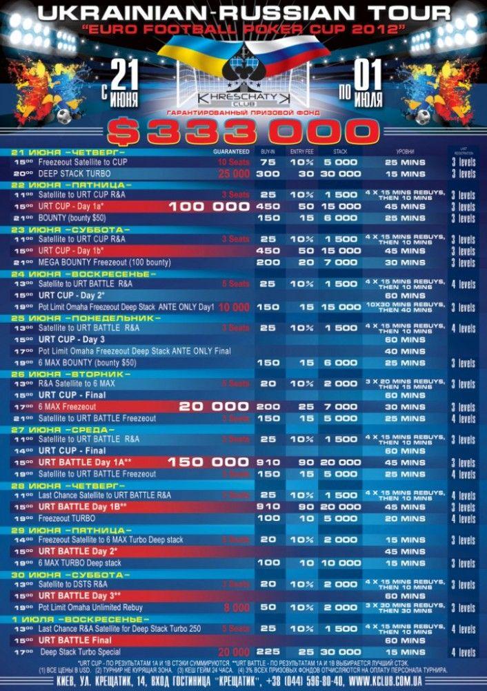 Ukrainian Russian Tour: старт нового этапа 21 июня 101