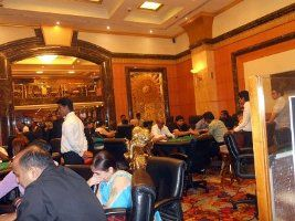 Jim's Cardroom at Casino Bellagio