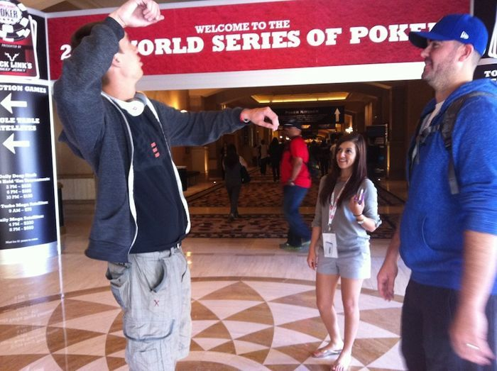 All Mucked Up: 2012 World Series of Poker Day 2 Live Blog 101