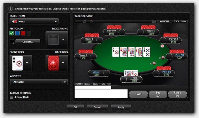 Нови функции и промени в софтуера на PokerStars 101