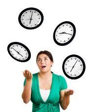 Управлявате ли правилно и ефективно времето си за... 101