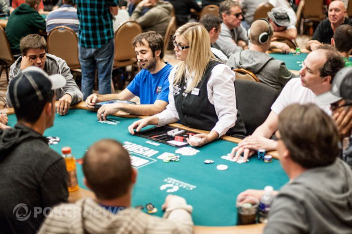 All Mucked Up: 2012 World Series of Poker Day 6 Live Blog 101