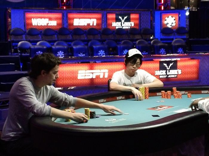 All Mucked Up: 2012 World Series of Poker Day 7 Live Blog 101
