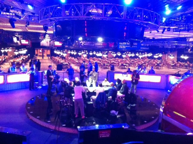$1,500 Re-Entry Final Table