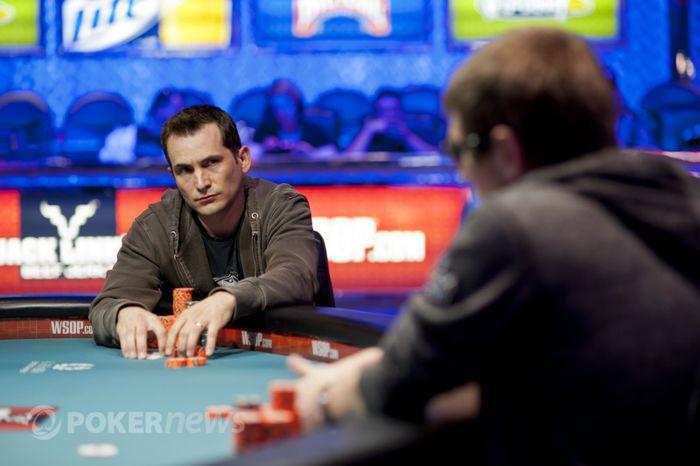 PokerNews.bg интервю с носителя на златна гривна от WSOP... 101