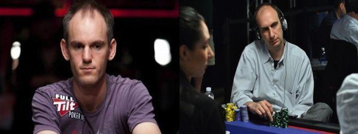 Do Allen Cunningham and Erik Seidel look alike?