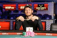 Joe Cassidy vant sitt første World Series of Poker gold bracelet!