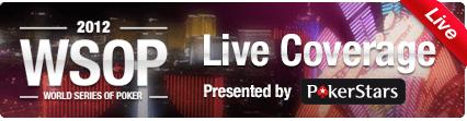 WSOP 2012: Staszko opět v penězích, rozdány byly další tři náramky 101