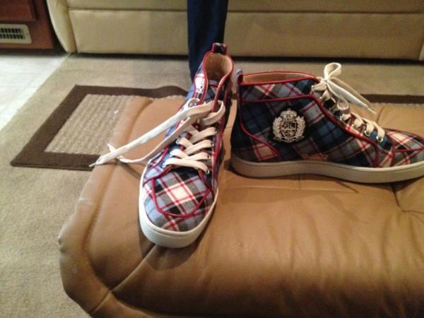 Negreanu's new kicks