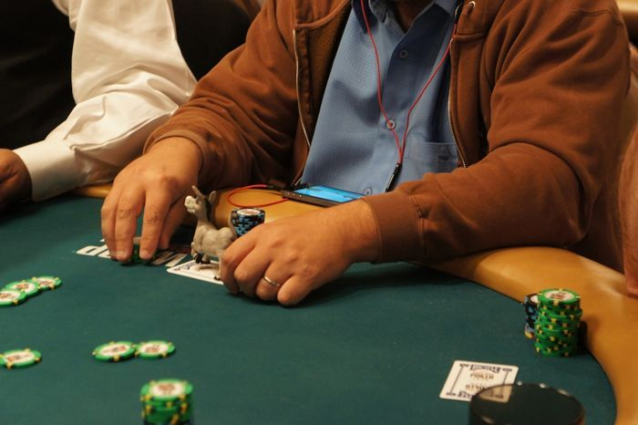 All Mucked Up: 2012 World Series of Poker Day 21 Live Blog 101