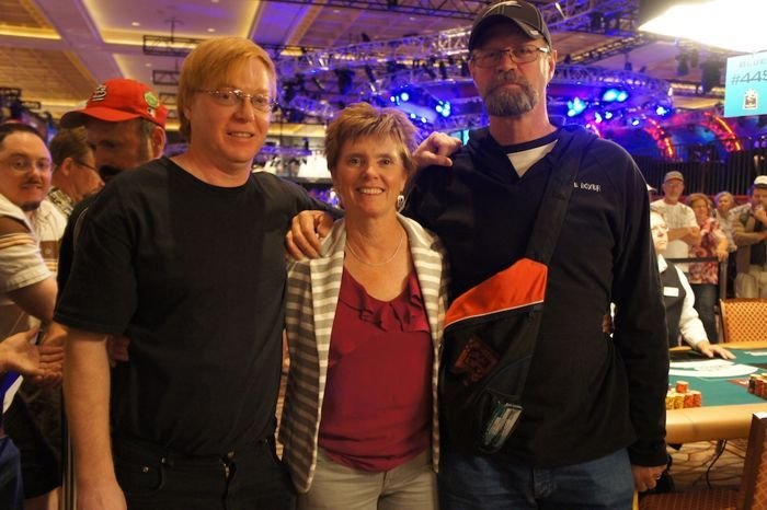 William Thomson, Carolyn Tulloch and Clifton Green are all friends still alive in Event #29