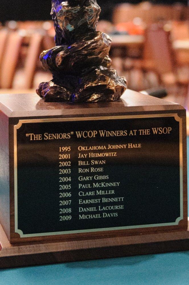 The Seniors Event Trophy