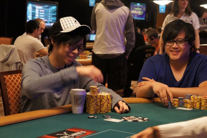 Joseph Cheong and Don Nguyen