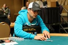 Antonio Esfandiari jakter sitt andre bracelet