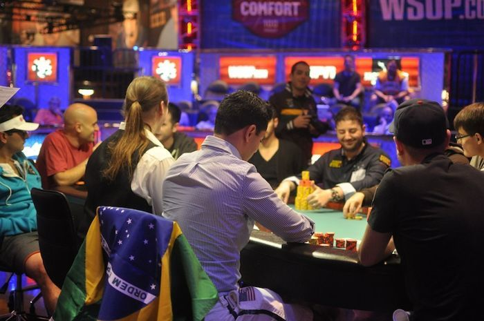 All Mucked Up: 2012 World Series of Poker Day 25 Live Blog 101