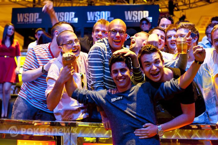 2012 WSOP: Esfandiari těsně, Romanello bez triple crown 101