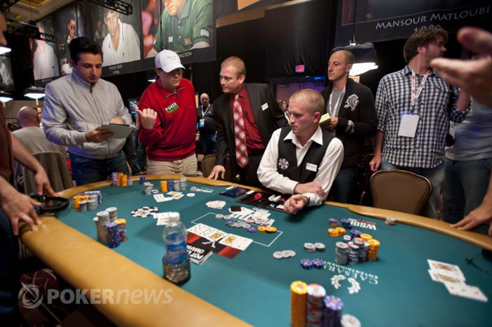 Controversial Poker Hand Highlights Day 2 of ,000 Poker Players Championship 102