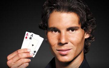 PokerStars komandą neseniai papildęs vienas geriausių pasaulio tenisininkų Rafaelis Nadalis taps pokerio ambasadoriumi