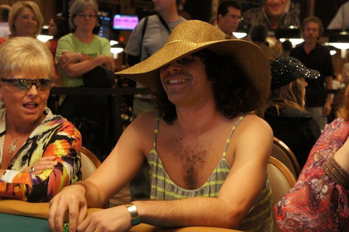 All Mucked Up: 2012 World Series of Poker Day 33 Live Blog 101