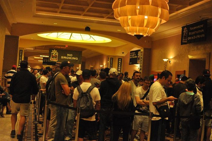 All Mucked Up: 2012 World Series of Poker Day 34 Live Blog 101