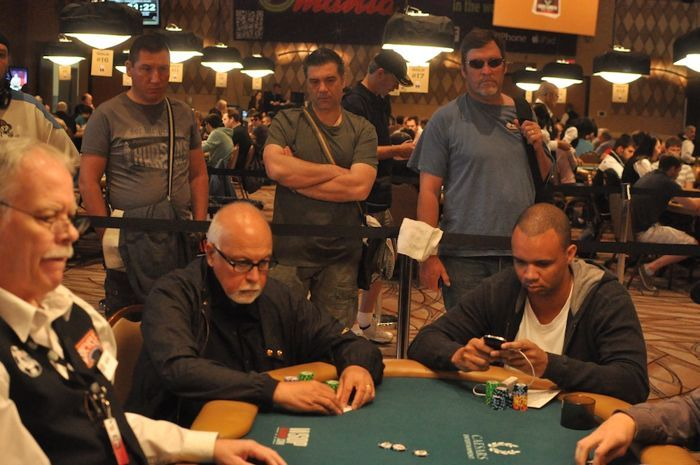 All Mucked Up: 2012 World Series of Poker Day 37 Live Blog 101