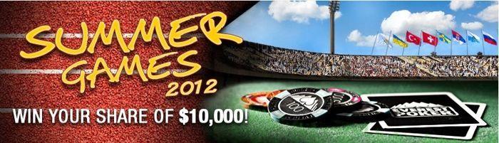 Summer Games 2012 SNG състезание с награден фонд ,000 през... 101