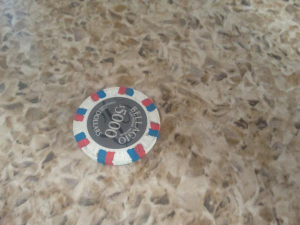 We think this must be some kind of joke about Negreanu losing a $5k chip