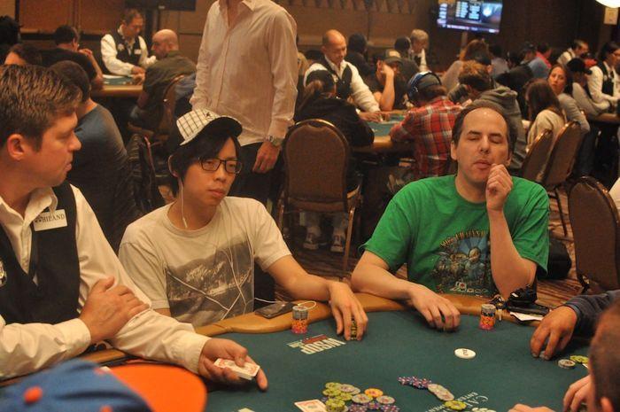 Joseph Cheong and Alan Kessler