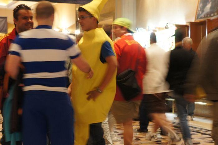 Run banana run!