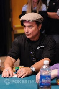 Kevin Pollak on Day 1a of the 2012 WSOP Main Event.