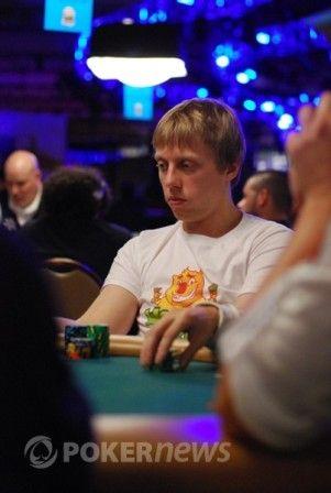 Aneris prie 2011 m. WSOP stalų