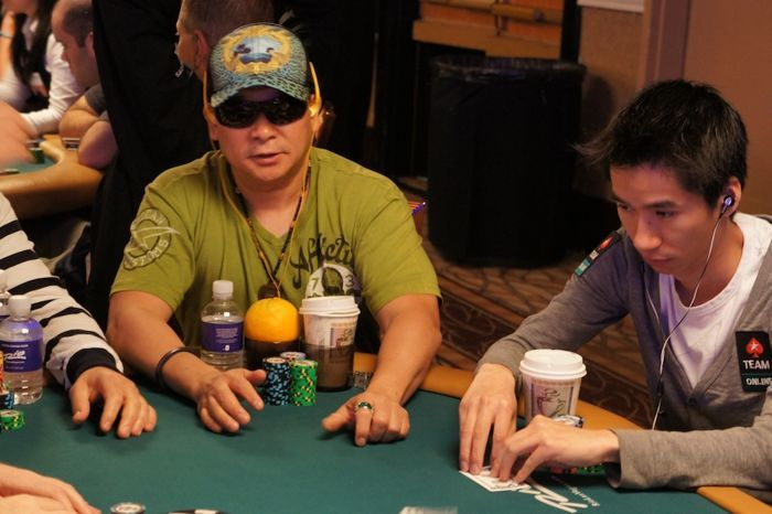 Johnny Chan and Randy Lew