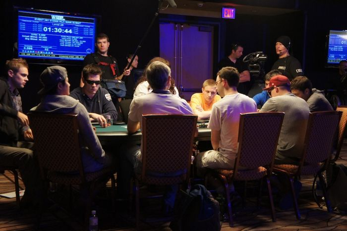 All Mucked Up: 2012 World Series of Poker Day 49 Live Blog 101