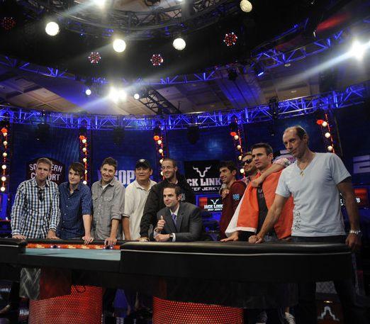 Новости дня: Финальный стол WSOP 2012, Юнглен взял... 101