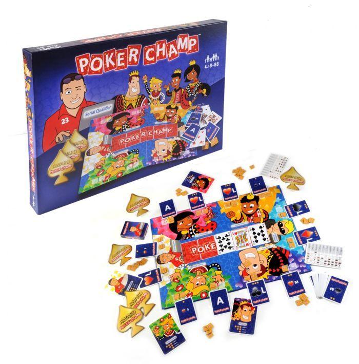 Marcel Luske Talks PokerChamp, Poker's Newest Board Game 101