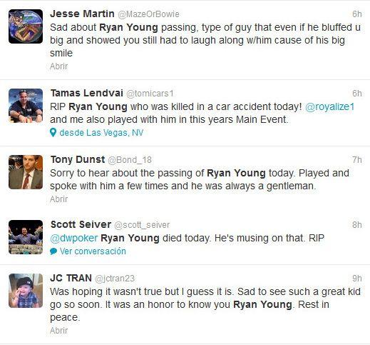 Fallece el pro Ryan Young en un accidente de coche 103
