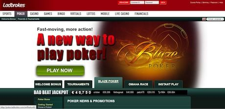 Blaze Poker: A Whole New Way To Play Poker Has Arrived 101