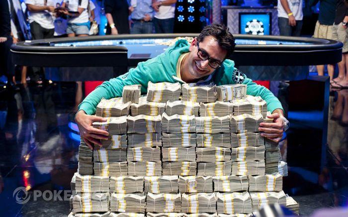 Antonio a největší výhra v historii pokeru