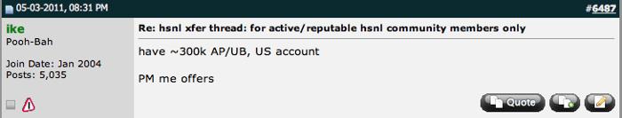 """Isaacas Haxtonas: """"Turiu $300,000 UB/AP JAV sąskaitose. Rašykite asmenine žinute, jei turite pasiūlymų."""""""
