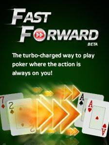 PartyPoker: Oktoberfest som VIP, Fast Forward Poker lanceret 101