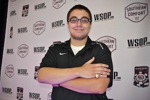 Travis Johnston, winner of Event #3.