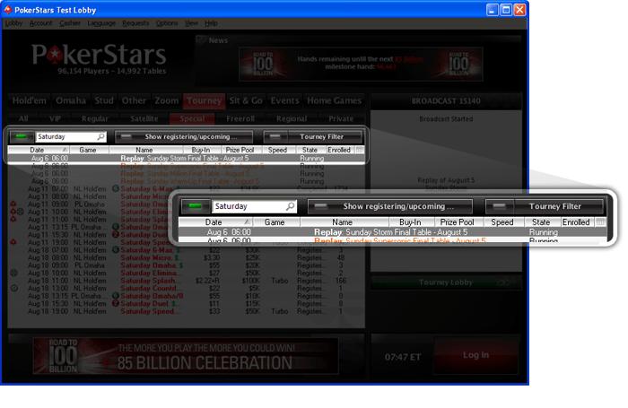 Нови подобрения в софтуера на PokerStars от тази... 101