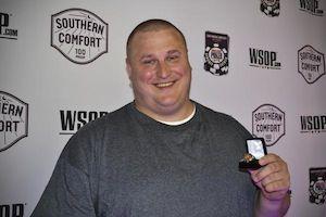 Jonathan Taylor, winner of Event #8.