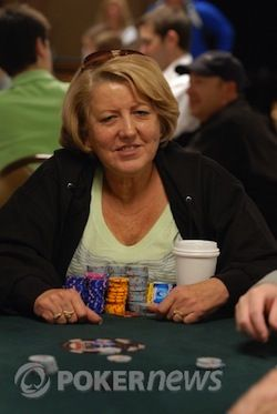 Raymond in Event #31 $1,500 H.O.R.S.E. at the 2009 WSOP.