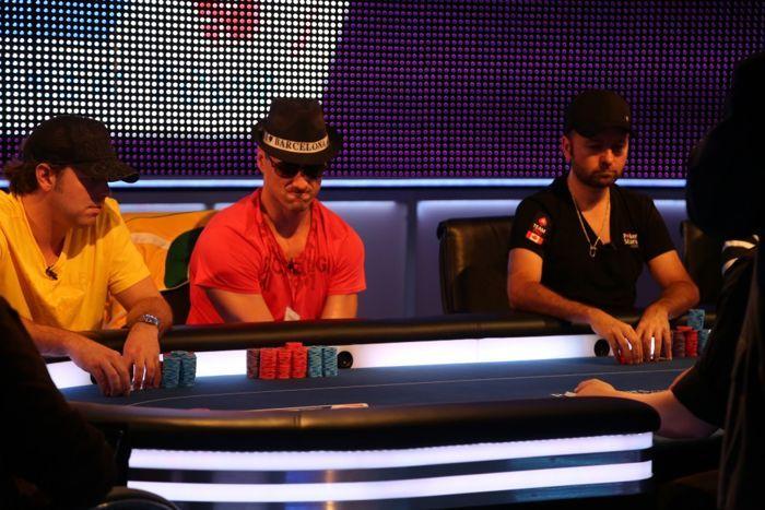 Algirdas Saveikis ir greta jo įsitaisęs PokerStars Pro Danielis Negreanu