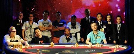 2012 Macau High Stakes Challenge finalebord
