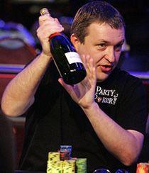 """Verslininkas ir pokerio žaidėjas, lietuvis Antanas """"Tony G"""" Guoga."""