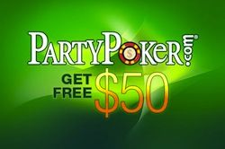 Start din online spillingen hos PartyPoker og Poker700 - motta gratis ! 101