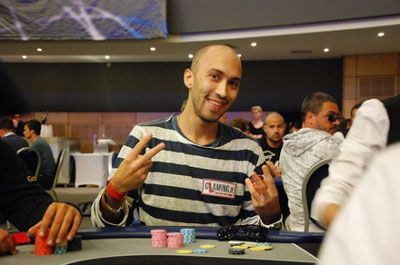 World Poker Tour Malta: обзоры Day 1a, Day 1b - Jackson Genovesi чиплидер... 101